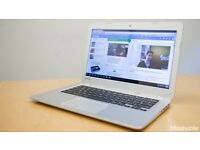 Toshiba google chromebook laptop