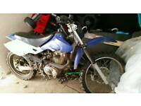 150cc py Dirt bike swaps or £250