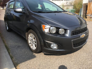 2013 Chevrolet Sonic LT Hatchback 1.8L - Drives like New - Clean