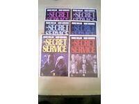 Kingsmen: The Secret Service original comic set complete #1-6
