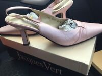 Beautiful jacques vert shoes and bag