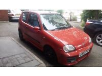 Fiat seicento 1.1 petrol manual cheap runner