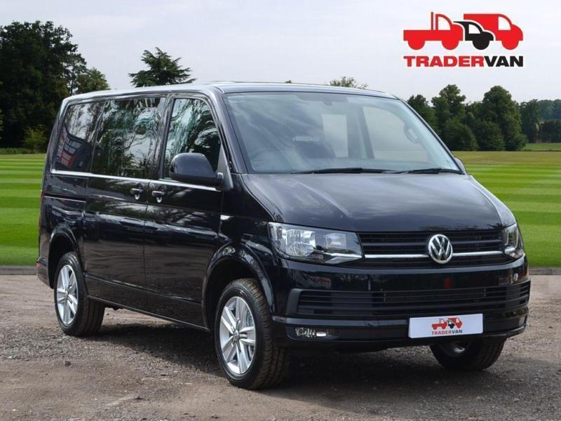 vw transporter 2 0 tdi t6 t32 5 seat kombi highline dsg. Black Bedroom Furniture Sets. Home Design Ideas