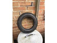 Scooter tyre 300-10 - brand new