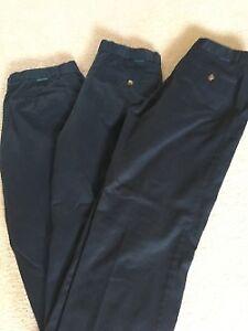 Navy pants for St-Benedict school