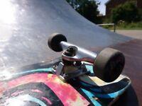 """Blind OG Watercolour Complete 8.1"""" Skateboard"""