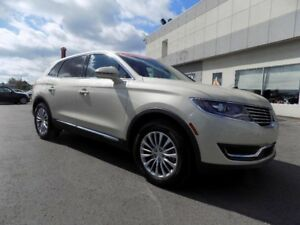 2016 Lincoln MKX Sélect
