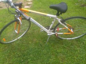 Vélo Aluminium