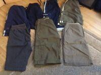 X7 Pairs of Men's Shorts