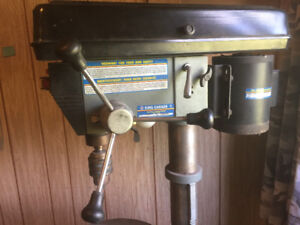 Floor Standing Drill Press