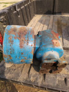Used PTO belt pulley
