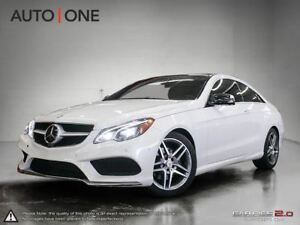 2014 Mercedes-Benz E-Class E350 4MATIC | AMG PACKAGE | INTELLIGE