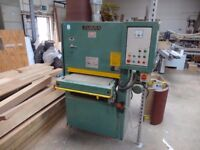 sahara wide belt sander