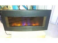 Electric Realistic Fireplace