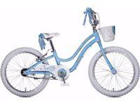 "FREE Lights with (2567) 20"" Lightweight Aluminium TREK GIRLS CHILD BIKE BICYCLE Age: 6-8, 117-132cm"