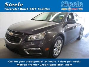 2015 Chevrolet CRUZE LT Turbo !!!