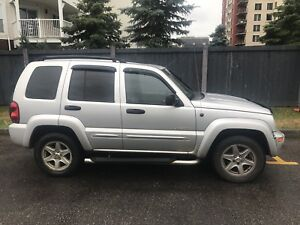 2004 Jeep Liberty Limited Trail Rated