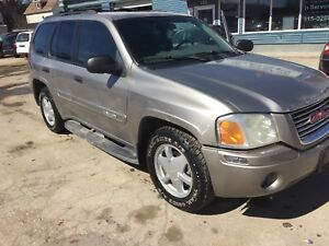 2002 GMC ENVOY 4X4 FOR SALE