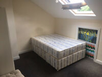 DOUBLE ROOM IN SHARED HOUSE BILLS INC (GAS/WATER/ELECTRIC/COUNCIL TAX/BROADBAND CLOSE TO CITY CENTRE