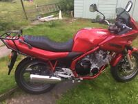YAMAHA 600 DIVERSION RARE MILEAGE 1159
