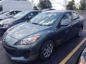 2013 Mazda MAZDA3 GX SEDAN! POWER PACKAGE! KEYLESS ENTRY!