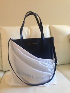 MICHAEL KORS Admiral Emery Large Leather Tote/CROSSBODY BAG