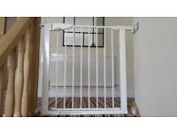 Lindam extending stair gate