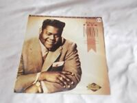 Vinyl LP The Best Of Fats Domino Liberty EG 2607621 Mono 1985