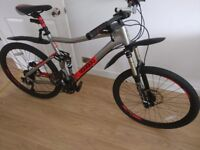 Mountain bike Canzo very good conditions