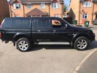 2005 MITSUBISHI L200 2.5 TD 4LIFE NEW ENGINE AT 66K WITH ALL RECEIPTS