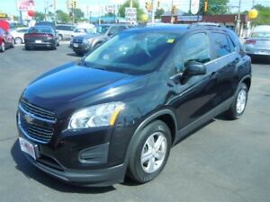 2013 CHEVROLET TRAX 2LT- REAR VIEW CAMERA, BACKUP SENSOR, LEATHE