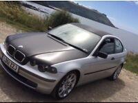 BMW 325ti £800 ovno