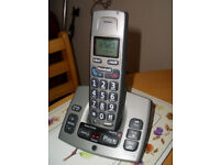 BT Lifestyle Phone with answer machine