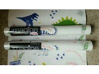 Dinosaur wallpaper - Arthouse Dino Doodles - kids bedroom