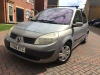 2007 RENAULT SCENIC 1.6 MPV SERVICE HISTORY TIMING BELT DONE *WELL MAINTAINED* LOW MILES