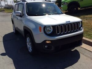 2017 Jeep Renegade NORTH/REM START/HTD SEATS/BACK UP CAM/4X4