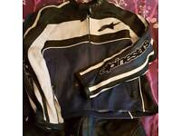 Pre owned 2 piece alpinestars