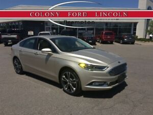 2017 Ford Fusion EMPLOYEE PRICING, ROOF, NAV, 19'S!