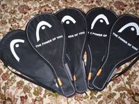 HEAD tennis racket covers