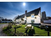 Experienced Chef de partie required The Crown Inn Pulham Market