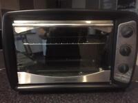 Mini Oven, Grill & Rotisserie