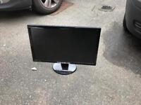 """BenQ widescreen Monitor - GL2450 - 24"""" TFT"""