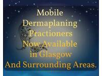 Mobile Dermaplaning and Skin Peel