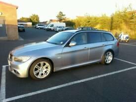 BMW E91 318D M Sport