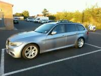BMW 318D M Sport Estate 2010
