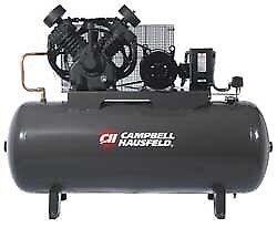 Compresseur Campbell Hausfeld 120 gallon 10hp neuf