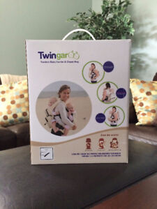 Twingaroo Twin Carrier (NEW): Tandem Carrier