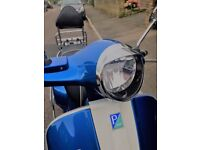 Vespa GTS 300ie,2015 ABS, ASR, Immobiliser :)
