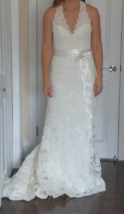 Brand New Maggie Sottero Couture Ivory Wedding Dress