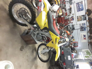 2006 Rmz450 trade for newish 2 stroke
